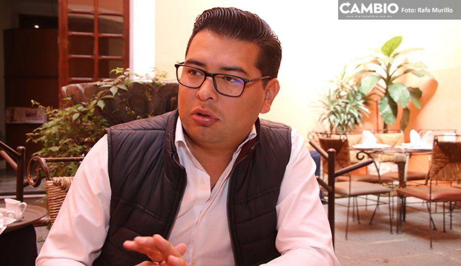 Néstor Camarillo va por la dirigencia del PRI sin estar al corriente con sus cuotas