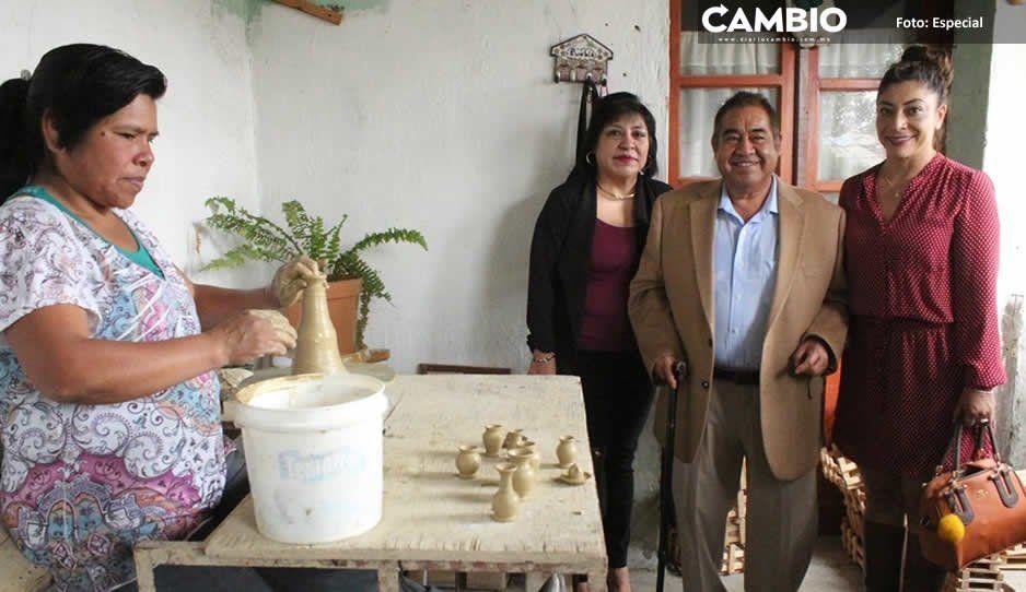 Alcalde Mario de la Rosa inaugura Casa de Arte y Cultura en Amozoc