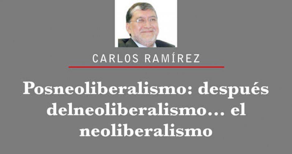 Posneoliberalismo: después del neoliberalismo… el neoliberalismo