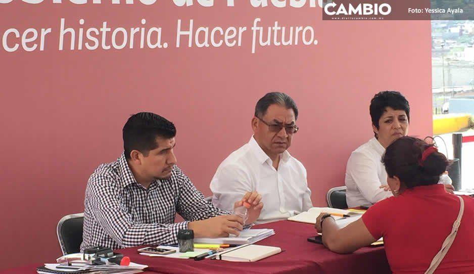 Desmiente Melitón Lozano renuncia  a la Secretaría de Educación estatal