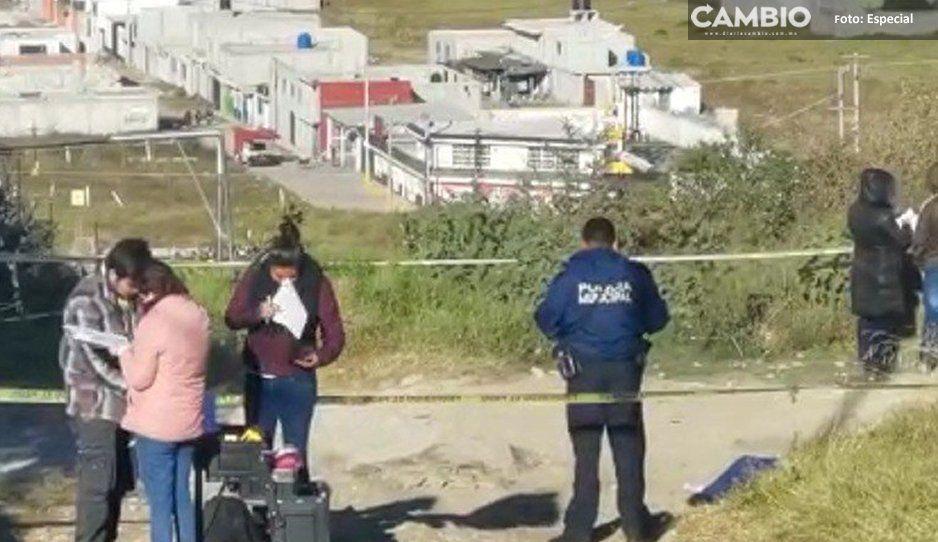 Golpeado y semidesnudo encuentran cadáver de joven en Barranca Honda