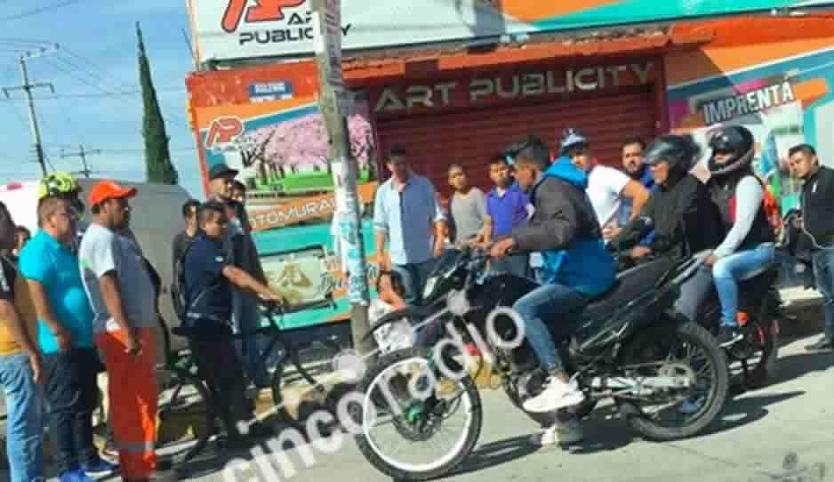 Vecinos detienen a ladrón y le dan brutal golpiza en Las Torres y la 14 Sur(VIDEO)