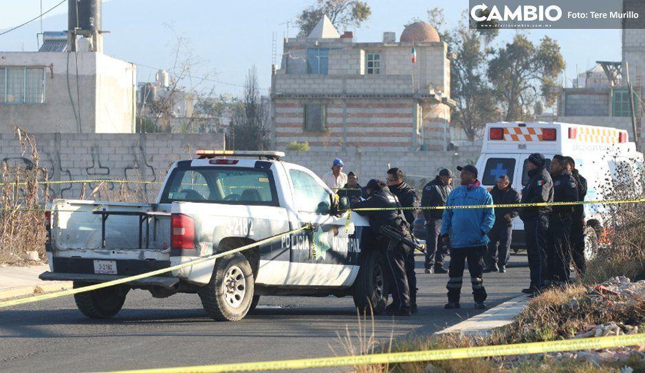 Ejecutan a joven de dos disparos en la cabeza; se presume pleito de pandillas