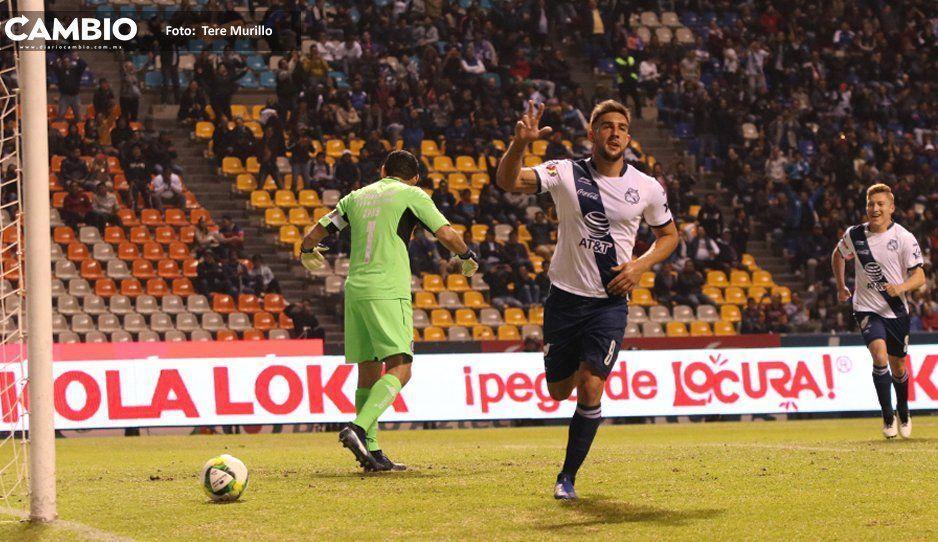 Club Puebla se medirá ante el Toluca en duelo de poder a poder
