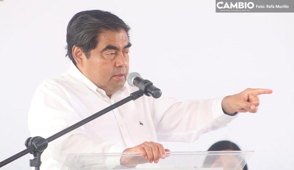 Se investigarán casos de narcotráfico, secuestros y huachicol permitidos en gobiernos morenovallistas: Barbosa