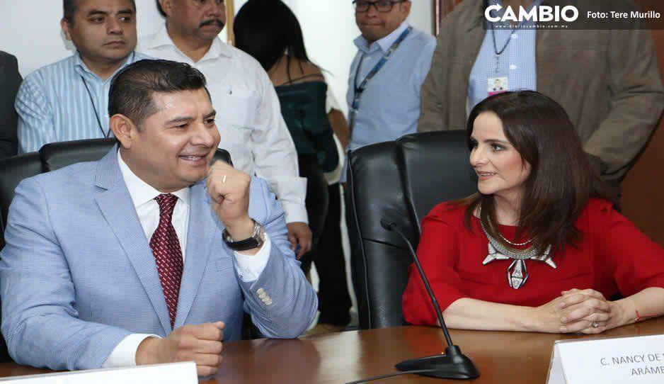 Senado aprueba licencia a Armenta y De la Sierra para competir por la candidatura