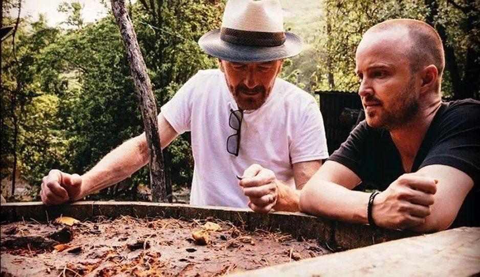 Walter White y Jesse Pinkman ahora venderán mezcal hecho Oaxaca