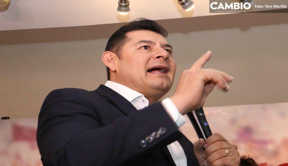 Armenta la libra: INE desecha queja del PAN en su contra por actos anticipados