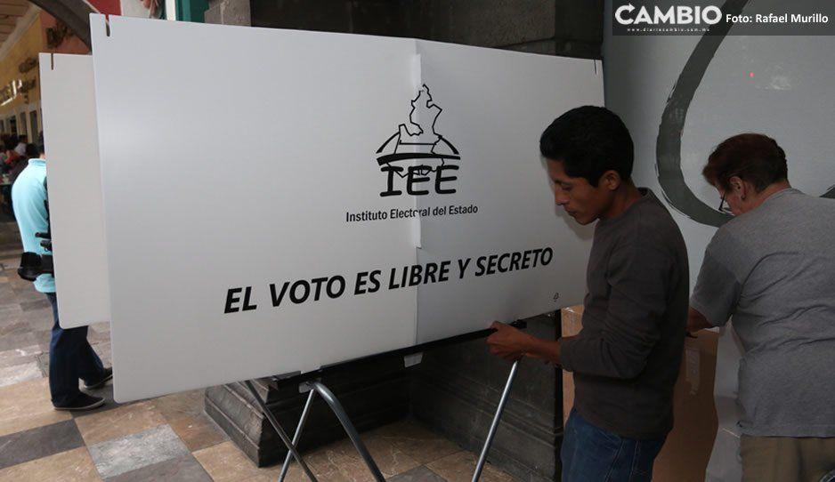 PES no podrá participar en elección de gobernador, pero sí en la de los ayuntamientos