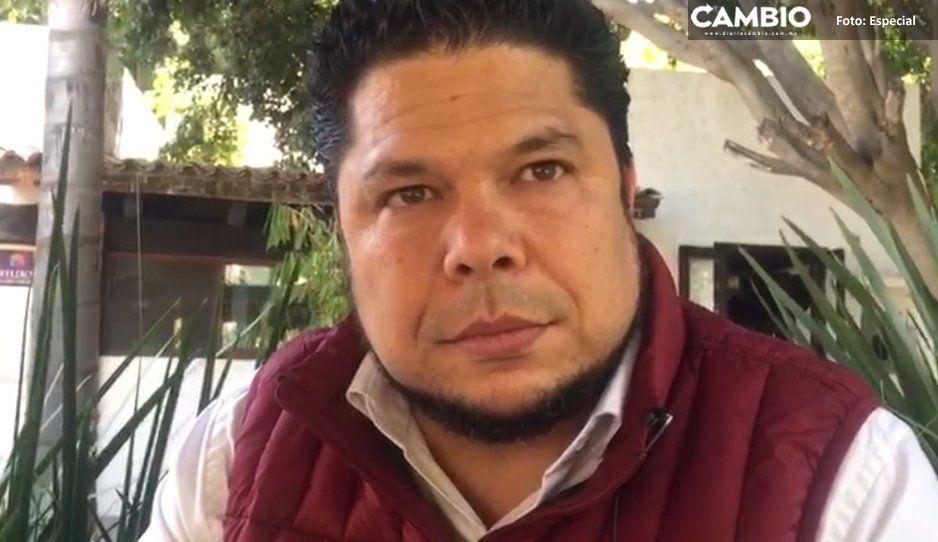 Por cuestiones políticas, en Puebla no se había activado la Alerta de Género: Biestro