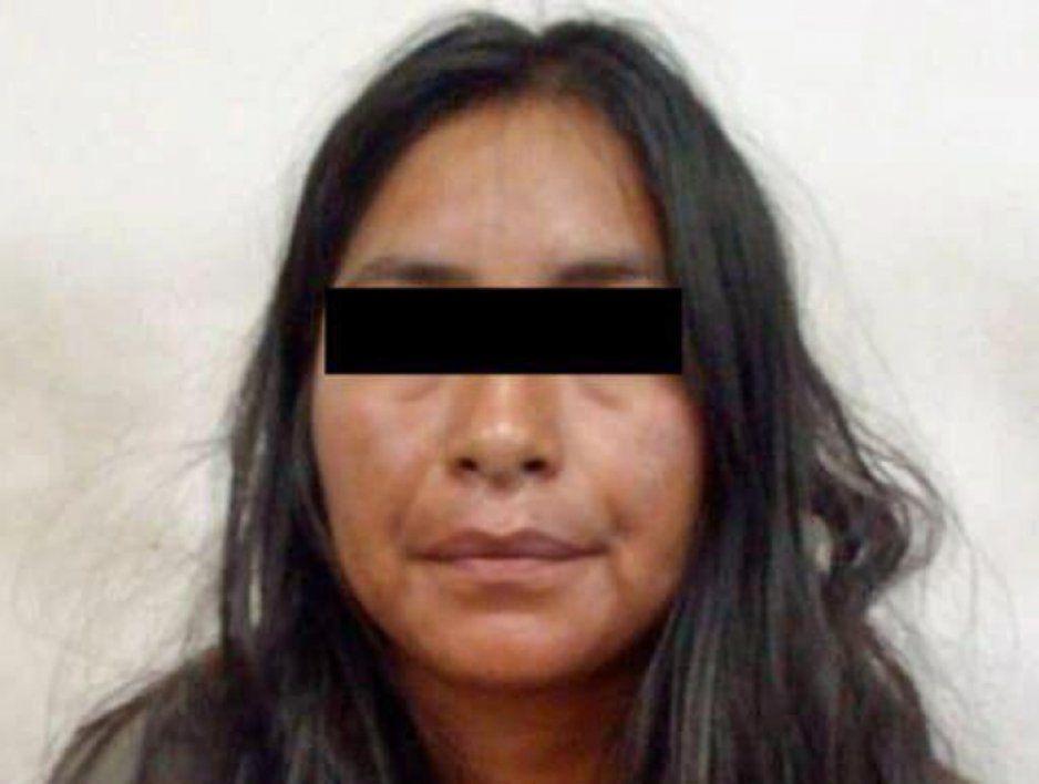 Detienen a mujer que macheteó a policías de Coronango