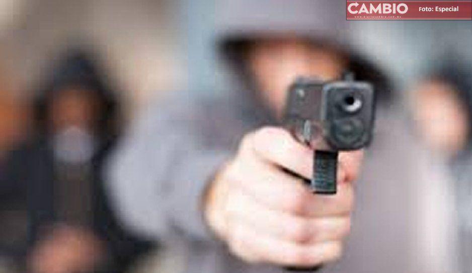 Sujetos armados roban la moto de un vecino de Xamimilulco