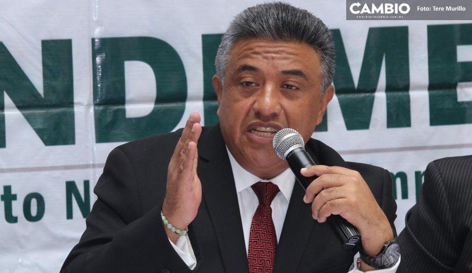 Sindemex propone a Gabriel Hernández para estar a cargo de la comisión de Desaparecidos