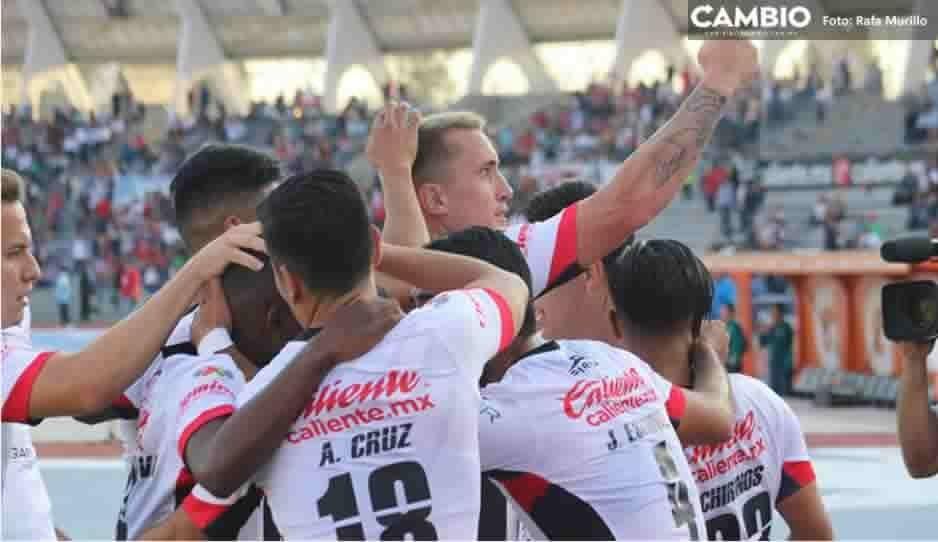 Lobos BUAP vs Monterrey: autogol de Aldo Cruz provoca el 2-0 de Rayados en el primer tiempo