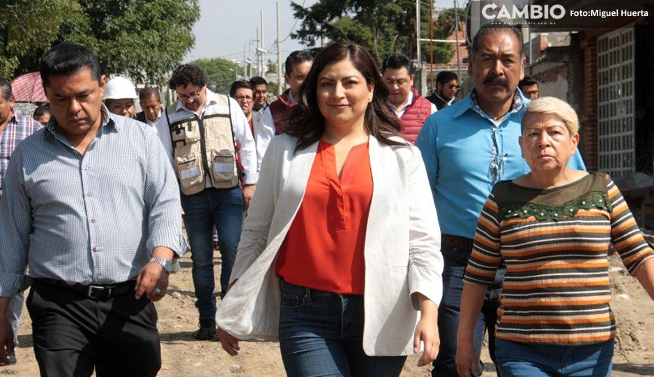 Claudia aplaca a Agua de Puebla: desprivatizar servicio es por la sociedad, no cortina de humo