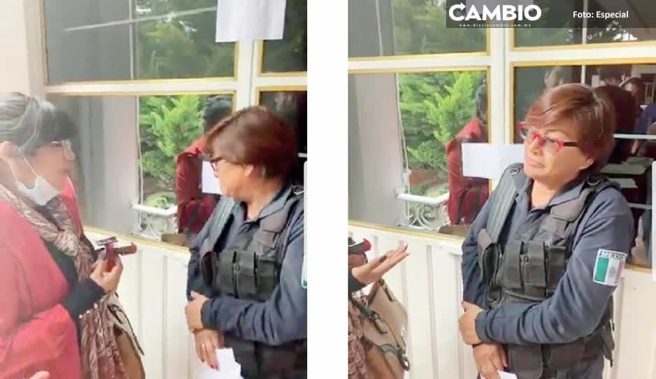 Alcalde de Amozoc se pone loco: ordena cerrar oficina de sindico y le niega acceso