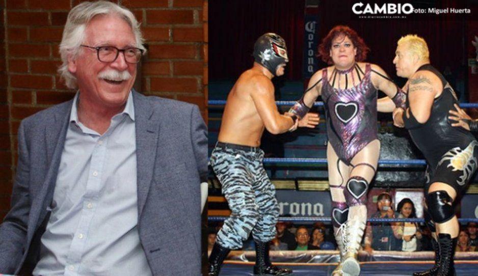 PAN critica a Glockner por función de lucha libre en el Barroco: debe alejar sus prejuicios ideológicos