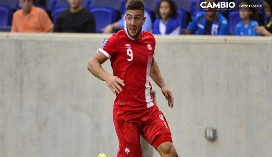 Con Lucas Cavallini, Canadá se impuso con goleada de 4-0 sobre Martinica en la Copa Oro