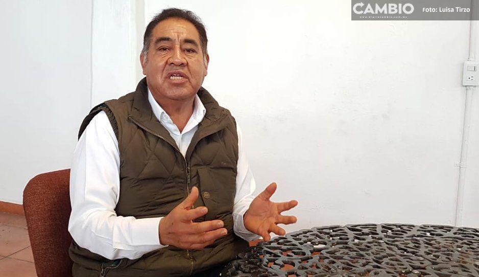 Alcalde de Amozoc no blindará a regidores, tras atentado contra uno de ellos
