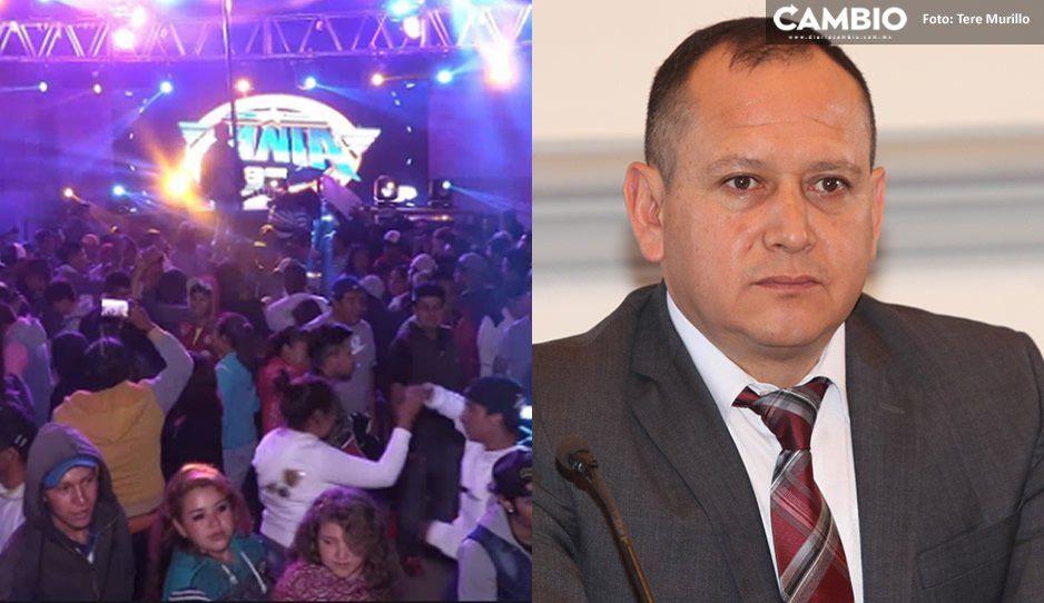 SSPTM no tiene facultades para cancelar bailes sonideros, asegura José Tlachi tras matanza en Amozoc