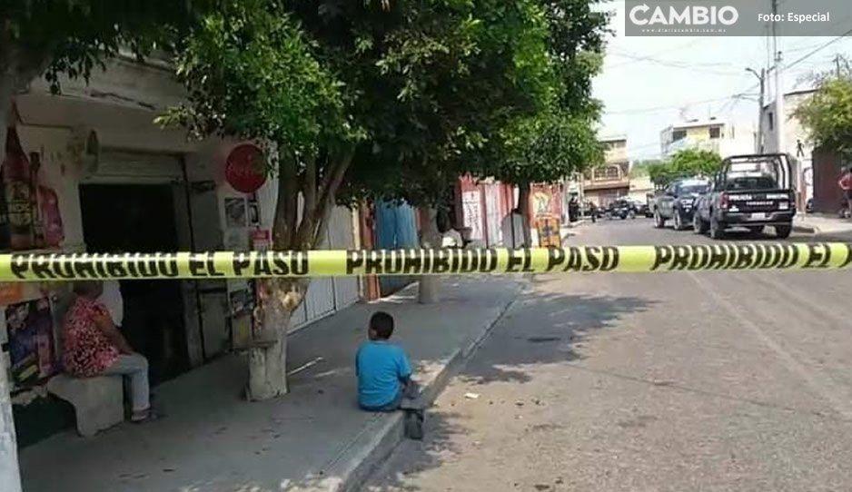 Ejecutan a un hombre en Tehuacán