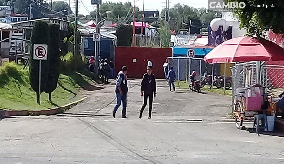 ¡Hasta aquí llegó! Policías detienen a violador en Texmelucan
