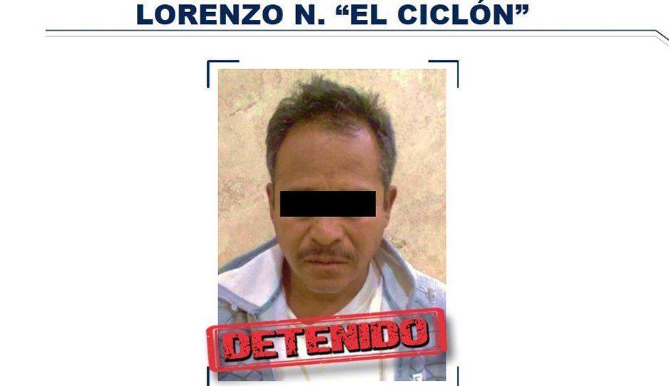 El Ciclón, peligroso huachicolero de Puebla, ya está en el penal de San Miguel