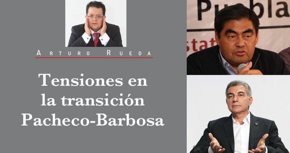 Tensiones en la transición Pacheco-Barbosa