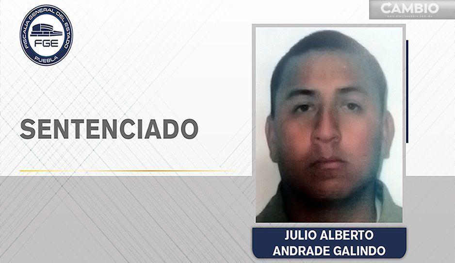 Dan 60 años de cárcel a El Chikis; secuestró a un abuelito de 69 años en Teziutlán
