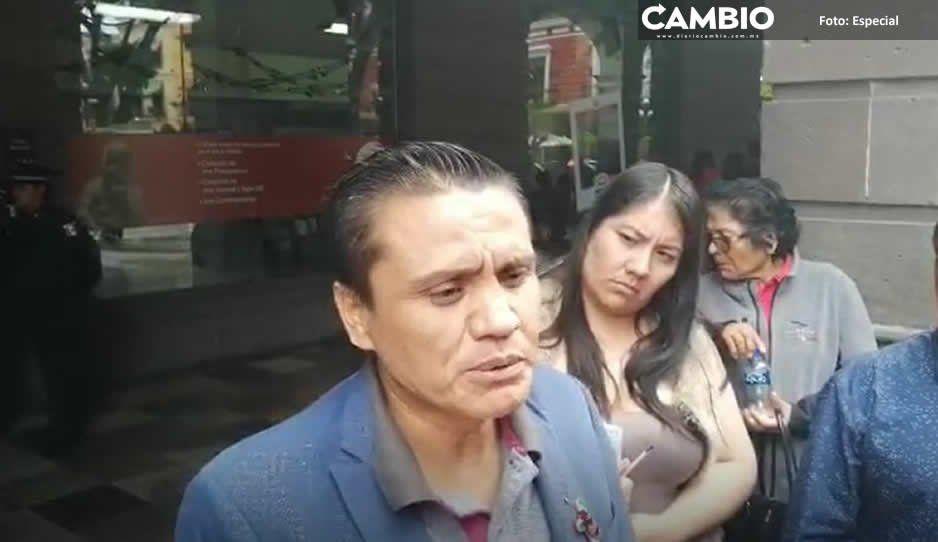 Ciudadano reclama a la Comuna por decir que los colonos paguen por bacheo