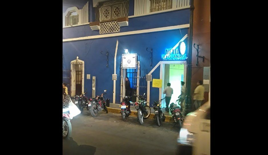 Con revolver y cuerno de chivo entran a tirar balazos al bar México de mis Sabores de Atlixco