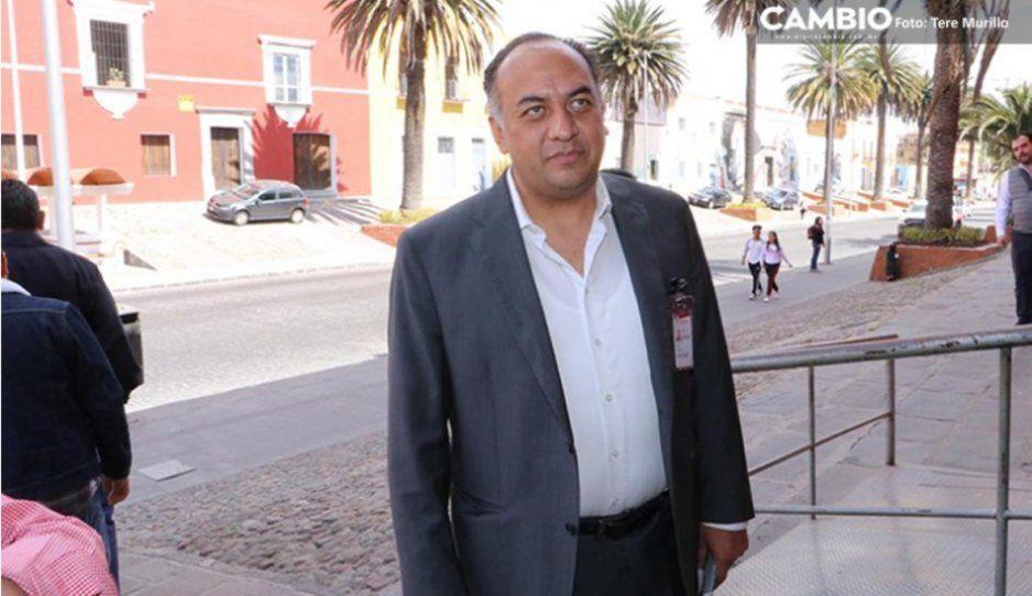 Anuncia David Méndez cambios en Protección Civil