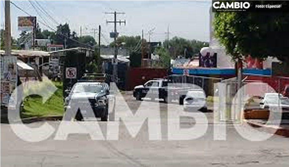 Localizan a comerciantes secuestrados durante robo de unidad en Texmelucan