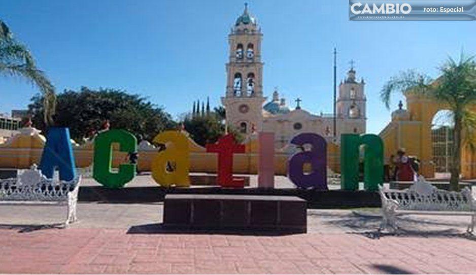 Así los funcionarios en Acatlán: cambian a representantes y delegados