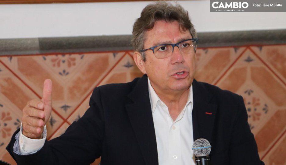 Sin que exista convocatoria, Vega Rayet levanta la mano para estar al frente del CDE del PRI