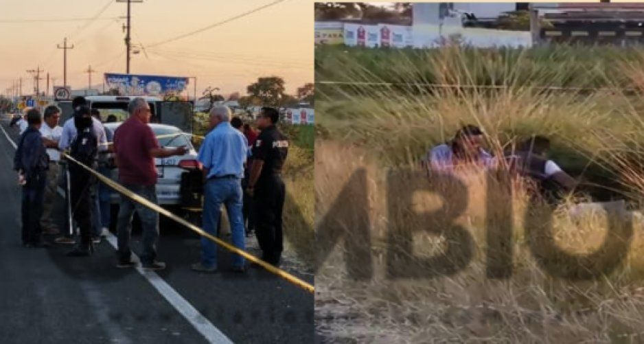 Encuentran sin vida a masculino en carretera federal Atlixco-Izúcar