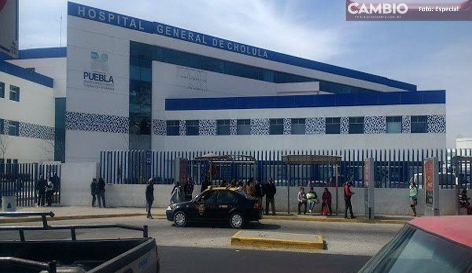 Sujetos armados le disparan en el cuello en Huejotzingo