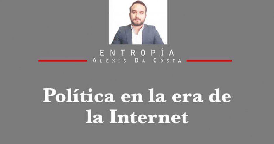 Política en la era de la Internet