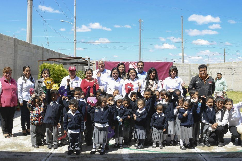 Entrega Lupita Daniel obras con una inversión superior a 19 millones de pesos en Cuautlancingo
