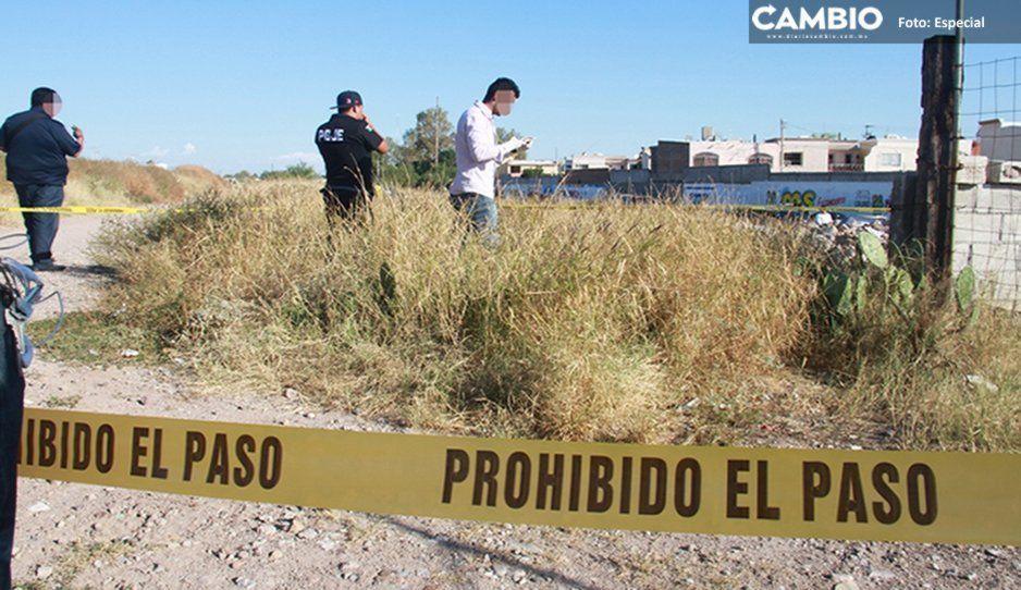 Hallan muerto a joven reportado como desaparecido en Xiutetelco