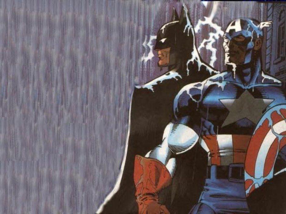 Batman, el superhéroe favorito del Capitán América
