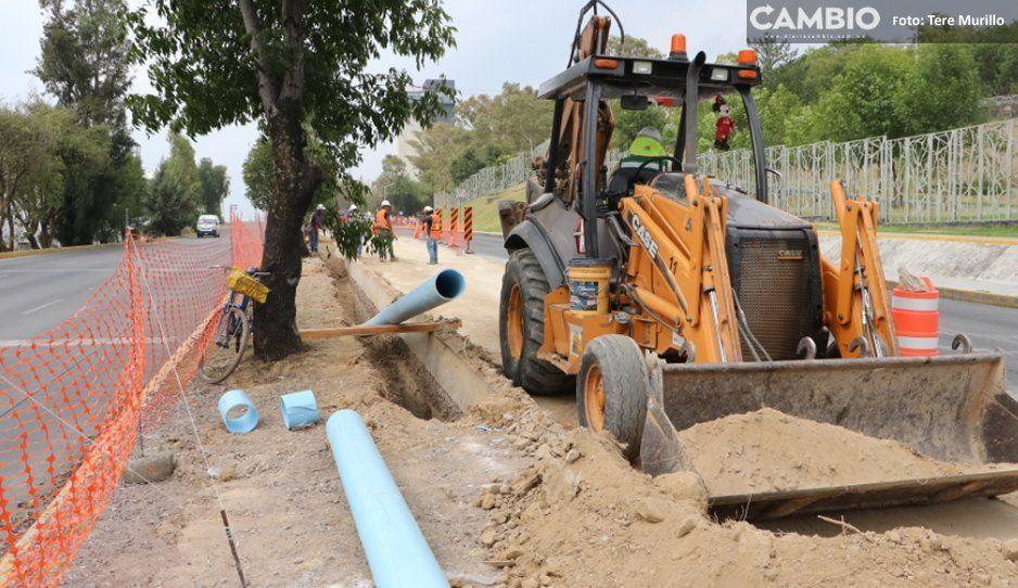 Comuna busca homologar cobros de agua en juntas auxiliares con los de Agua de Puebla