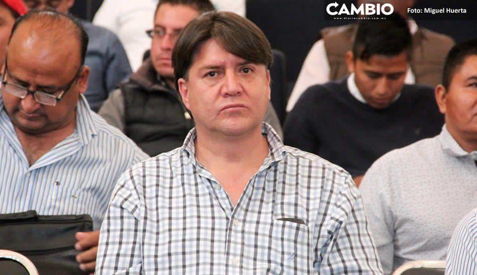 Ex presidente municipal huachicolero de Palmar de Bravo pide sus bienes a Fiscalía