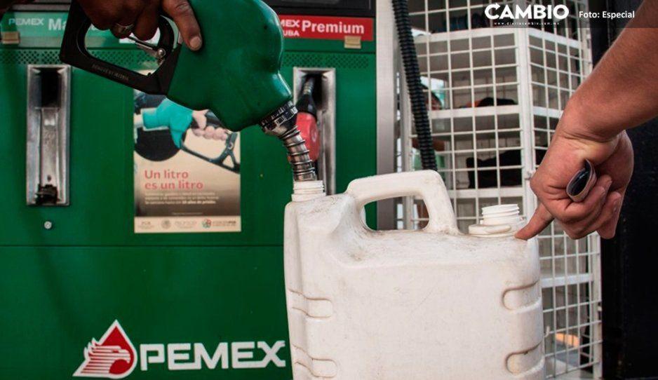 Más de 12 mil millones de pesos se llevan gasolineras al año por no cargar litros completos