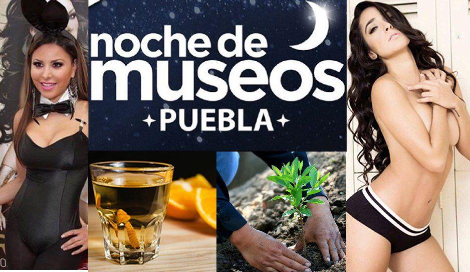 Manelyk, Gaby Ramírez, mercadito de mezcal, noche de museos y muchas cosas más que hacer en Puebla el fin de semana