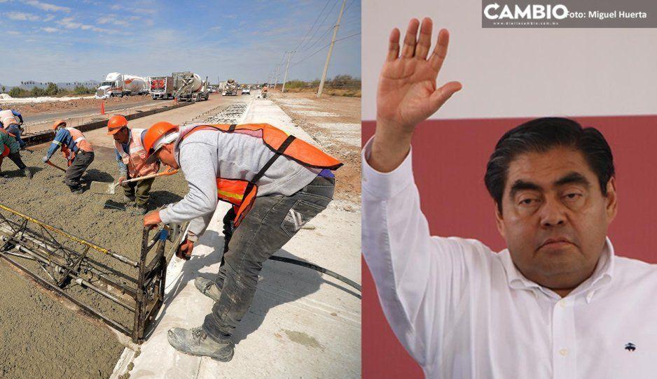 Gobierno interino deja a Barbosa sin presupuesto para obra pública
