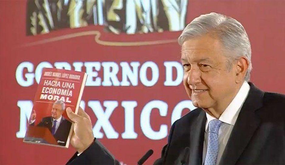 140 pesos costará el nuevo libro de AMLO digital; estará disponible a partir del 20 de noviembre
