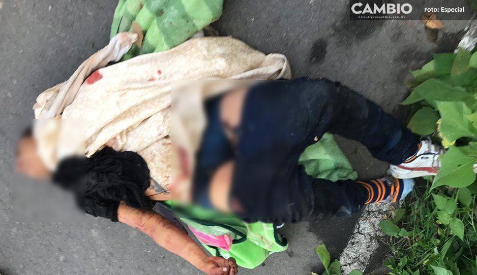 Identifican a joven asesinado y abandonado  en Atlixco