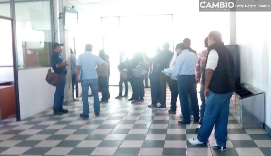 Aspirantes a cargos de elección en juntas auxiliares de Texmelucan inician inscripción a planillas