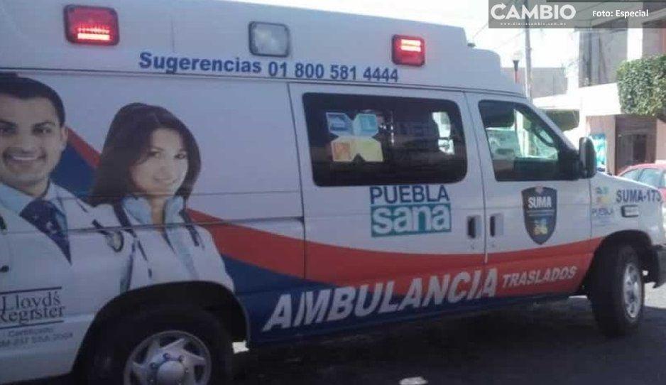 Derrapan en motocicleta: muere la conductora y la acompañante está grave en Tochtepec